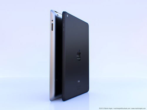 iPad 5 to Adopted Thin-Film Touch Panel- Release of iPad 5 Postponed 01