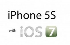 iPhone5S is Running iOS7 01