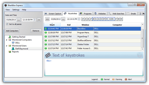 Top 7 Best Free Keylogger Software to Monitor Keystrokes in