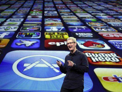 Apple reveals 2013 top app downloads