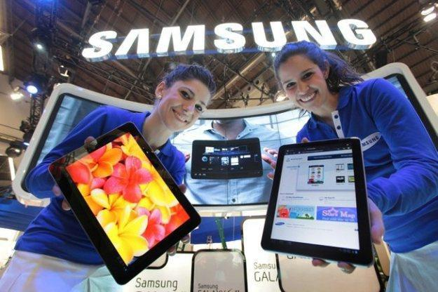 Samsung Apple Tablet Market Share