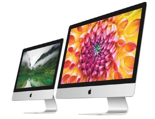 Model of iMac