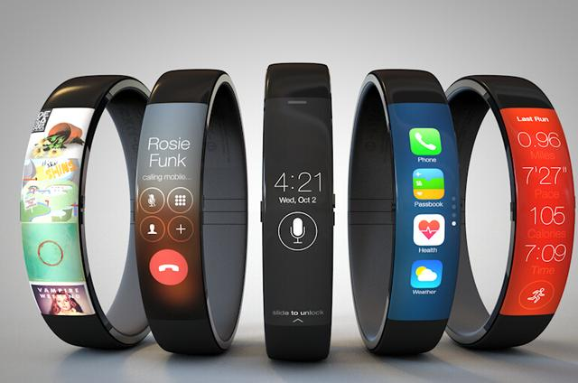 The Models of iWatch
