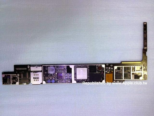 Full Logic Board for New iPad Air