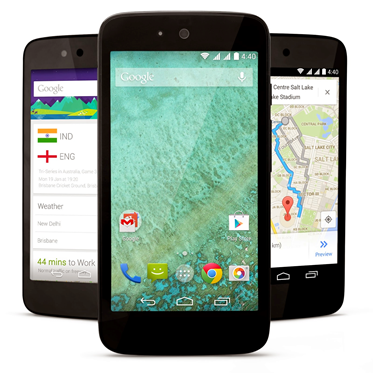 The Android One Phone