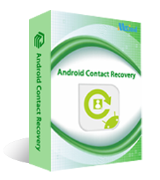 Android Contact Recovery Box