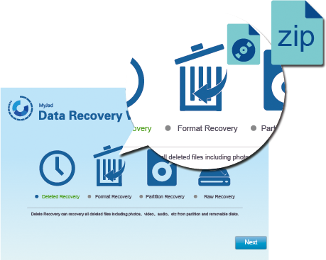 Recover data deleted from recycle bin free software