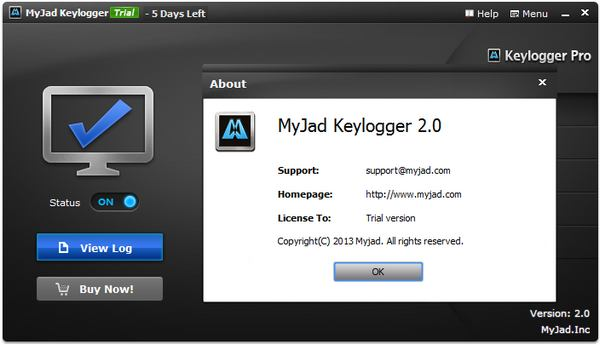 Top 5 Best Free Keylogger Software for Windows